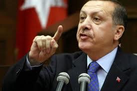 """Erdogan """"terrorállamnak"""" minősítette Izraelt"""