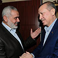 Erdogan to Haniyeh: Talks must include Hamas