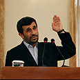 Ahmadinejad's warm reception
