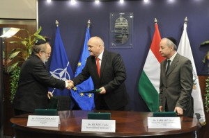 Együttműködési megállapodás,HM-MAZSIHISZ-EMIH