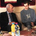 Gilad Shalit thanks President Sarkozy and Chancellor Merkel for their support in his release