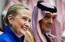 Clinton seeks tighter US-Gulf cooperation on Iran‎