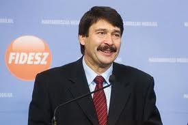 Áder Jánost javasolja köztársasági elnöknek Orbán Viktor