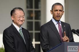 Jim Yong Kim a Világbank új elnöke