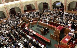 Elfogadták az új országgyűlési törvényt