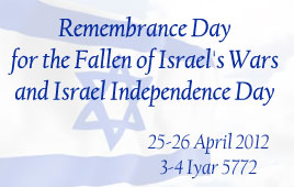 Israel celebrated 64 years of independence