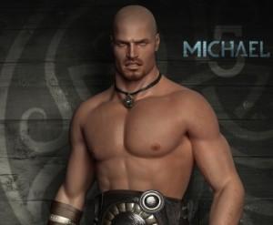 Michael 5, az eddigi legélethűbb férfi 3D-s modell