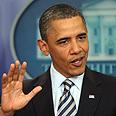 A washingtoni Holokauszt Emlékmúzeumban Barack Obama amerikai elnök