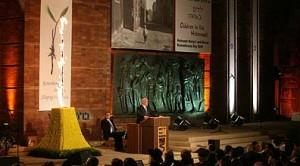 Program of Events at Yad Vashem