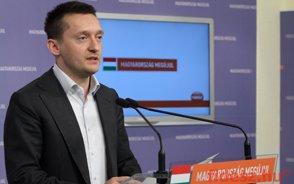 Rogán Antal a Kossuth rádió Vasárnapi Újság című műsorában.