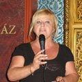 Dr. Vadas Vera, a Zsidó Nyári Fesztivál igazgatója