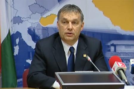 Orbán Viktor szombaton az EU-csúcsra utazik