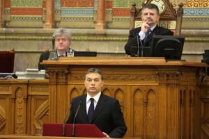 Kvótareferendum – Orbán: hétfőn kerül az Országgyűlés elé az alaptörvény-módosítás