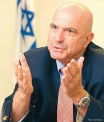 Ilan Mor izraeli nagykövet Csepelen