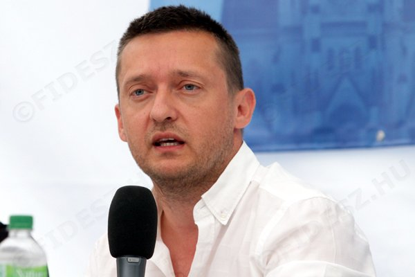 Rogán Antal Kossuth Rádió Vasárnapi Újság című műsorában.