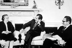 A Nobel-békedíjas Henry Kissinger volt amerikai külügyminiszter május 27-én lesz kilencvenéves
