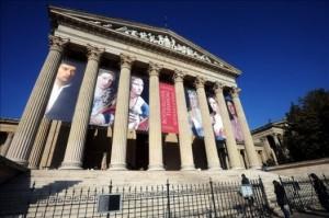 A Szépművészeti Múzeum Vasarely Múzeuma kiállítást rendez PARIS WIEN BUDAPEST TRANSFER címmel