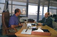Elengedik Ehud Olmert volt izraeli kormányfő börtönbüntetésének utolsó harmadát