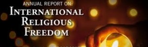 Release of the 2012 International Religious Freedom Report – US