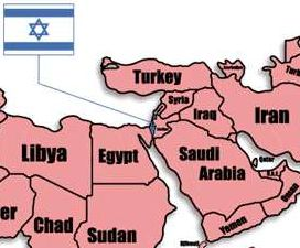 Izraelben :Némi enyhülés, az augusztusi átlagosnál még mindig melegebb időjárás.