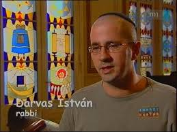 Darvas István rabbi Napi Tóra