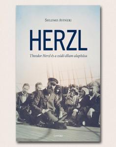 Shlomo Avineri: Herzl – Theodor Herzl és a zsidó állam alapítása