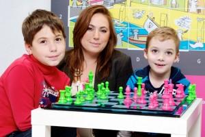 Már óvodások számára is elérhető Polgár Judit komplex képességfejlesztő programja