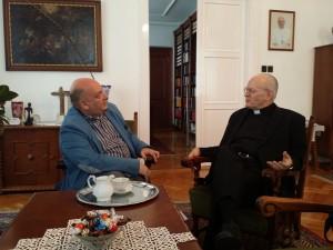 Dr. Erdő Péter bíboros a katolikus egyházról, a zsidó-keresztény párbeszédről