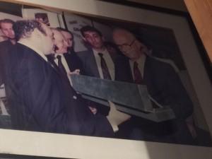 Hesván 12-én Jichák Rabin halálának évfordulója.