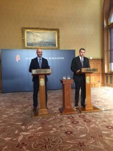 Több aktuális téma is felmerült a 79. Kormányinfón, Lázár János a Heti Tv kérdéseire is válaszolt