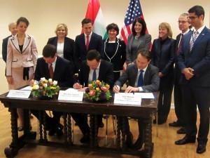 Új dimenzió az amerikai-magyar kereskedelmi kapcsolatokban