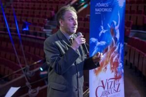 Vízi show-ra készül a Fővárosi Nagycirkusz