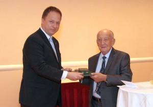 Magyar Arany Érdemkereszt kitüntetést kapott egy külföldön élő magyar Holokauszt túlélő