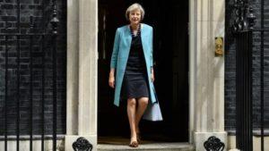 Előrehozott parlamenti választásokat tartanak június 8-án Nagy-Britanniában