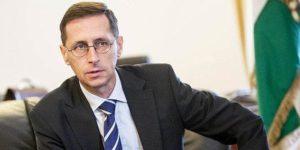 Varga Mihály elmondta: 4,3 százalékos gazdasági növekedéssel terveznek