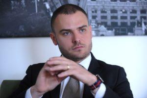 Csepreghy Nándor, a Miniszterelnökség parlamenti államtitkára pénteken Pakson.