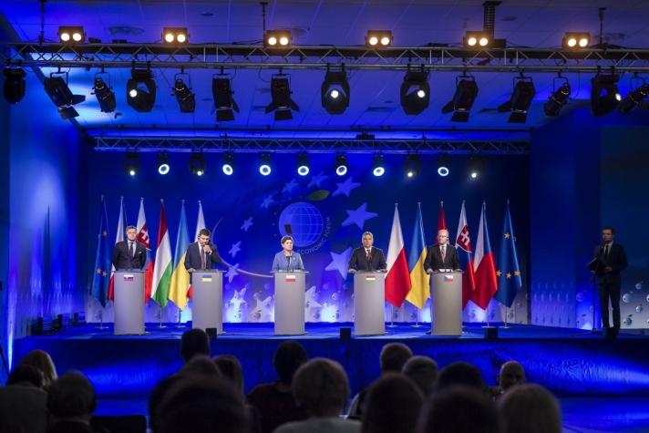 V4-ek az Európai Unió leggyorsabban fejlődő csoportja, amely képes Európa jövőjét meghatározni.