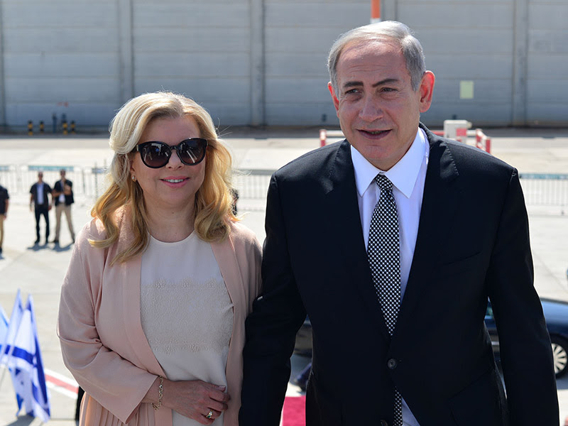 PM Netanyahu's remarks upon departing for the United States