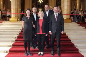 Az LMP véglegesítette frakcióvezetőként Schmuck Erzsébetet