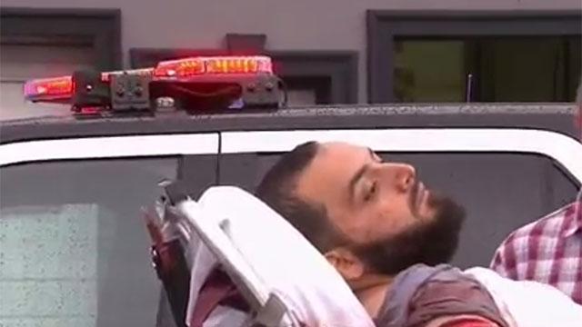 Vádat emeltek a letartóztatott terrorista ellen