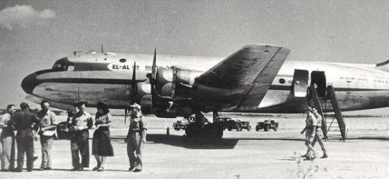 68 éve emelkedett a levegőbe az első El Al gép