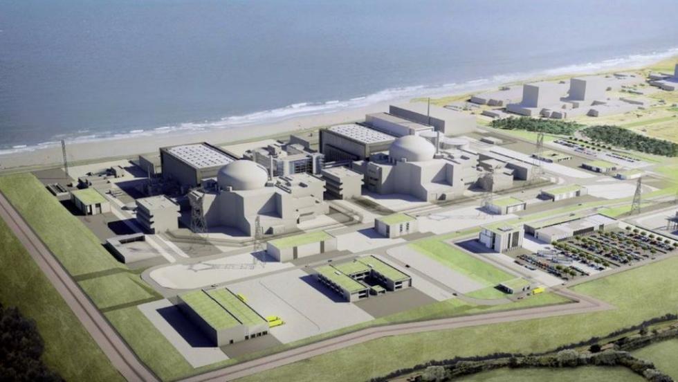 Zöld utat kapott a kínai részvétellel épülő atomerőmű