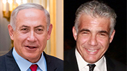 A Jaír Lapid vezette ellenzéki centrista Jes Atíd 24, míg Benjámin Netanjahu kormányfő Likud jobboldali pártja csak 22 szavazatot kapna