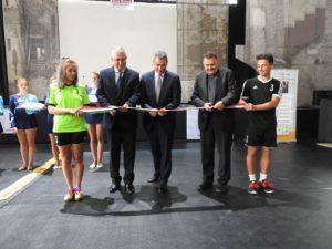 10 napos rendezvénysorozattal RAJTolt a Don Bosco Sportközpont Kazincbarcikán