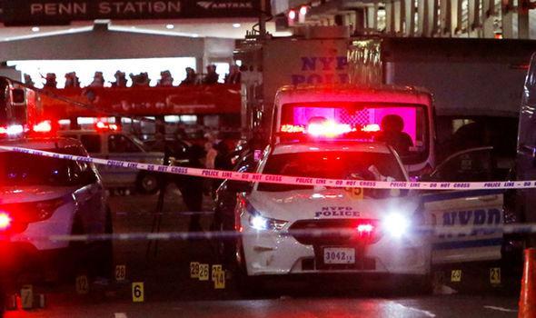 Ezúttal egy New Jersey-i vasútállomásnál találtak pokolgépeket