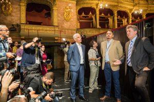 Az idén 132 éves Operaházat több mint három évtizede renoválták