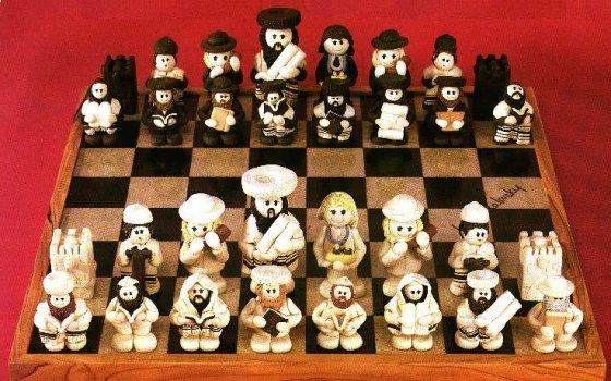Zsidó sakklegendák: a jesivabóhertől az önantiszemitáig
