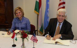 Fejlődő magyar-amerikai gazdasági kapcsolatok