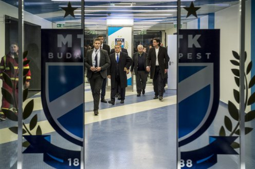 Orbán Viktor: az MTK nélkül elképzelhetetlen a magyar sport