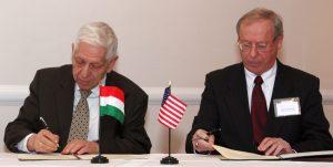 Újabb állomás az amerikai – magyar gazdasági kapcsolatokban